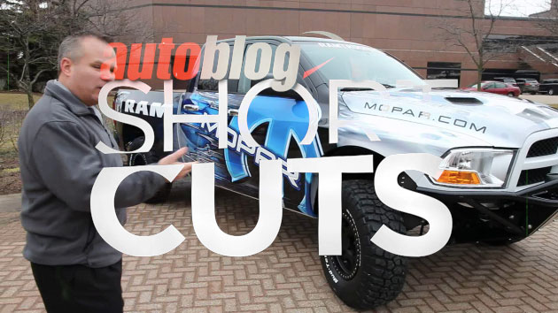 Ram Runner Autoblog Short Cuts