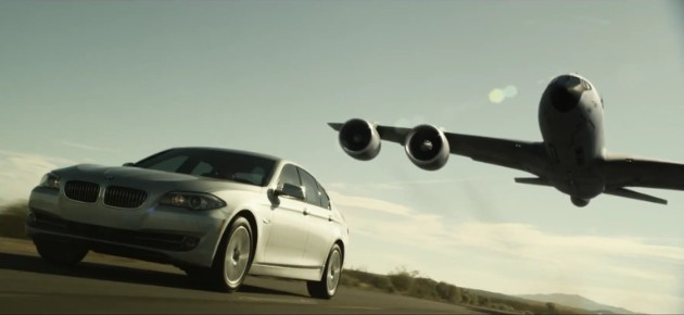 BMW 5 Series Refuel ad
