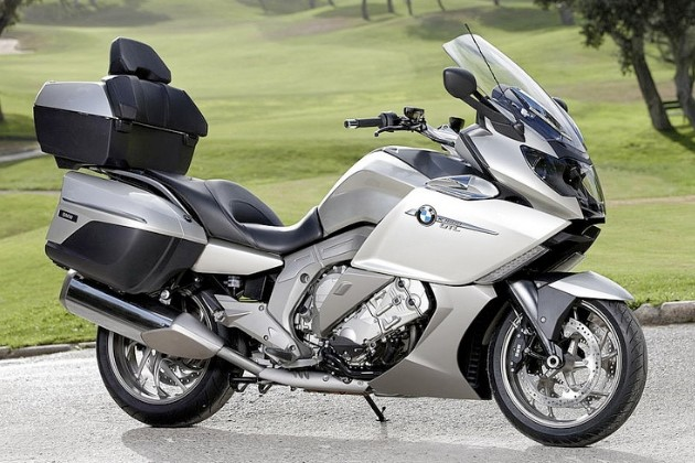 BMW K1600 GTL