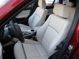 2011 BMW X1 sDrive28i interior