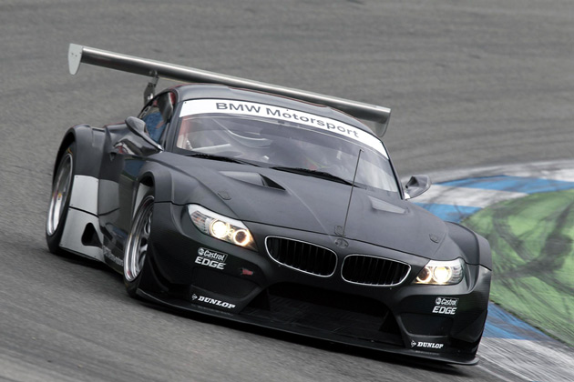 Bmw Z4 Gt3 Undergoes First Round Of Customer Tests
