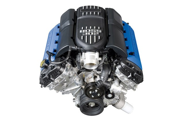 Ford Mustang Boss 302 Crate Engine