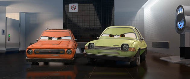 CARS 2: Acer and Grem