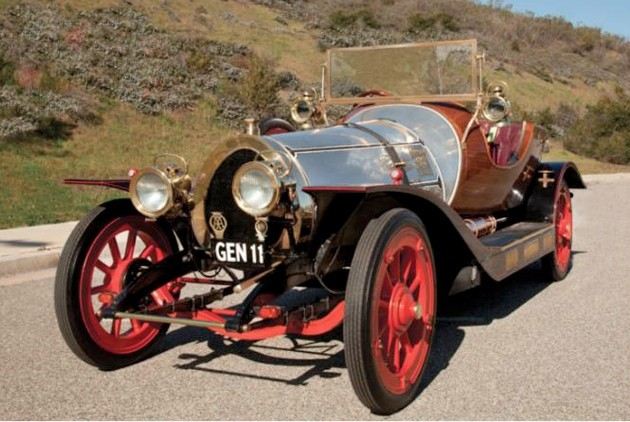 Chitty Chitty Bang Bang movie car