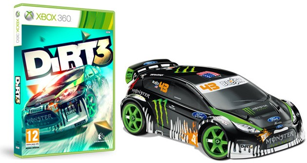 DiRT3 Traxxas Bundle