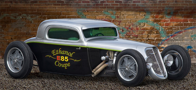 E85 Coupe hot rod from GM