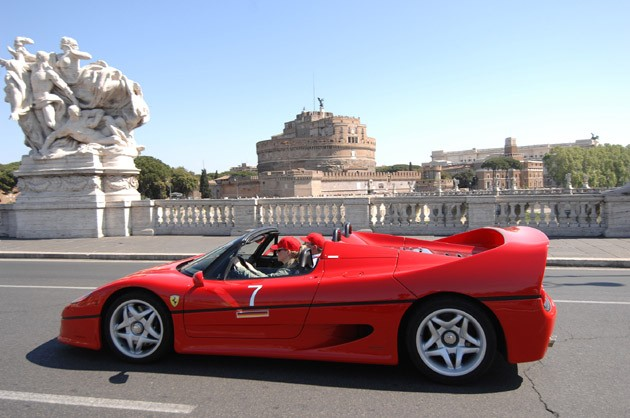 Ferrari F50
