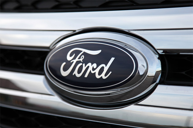 ford logo 2011 edge