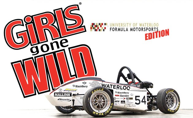Waterloo Formula SAE Car