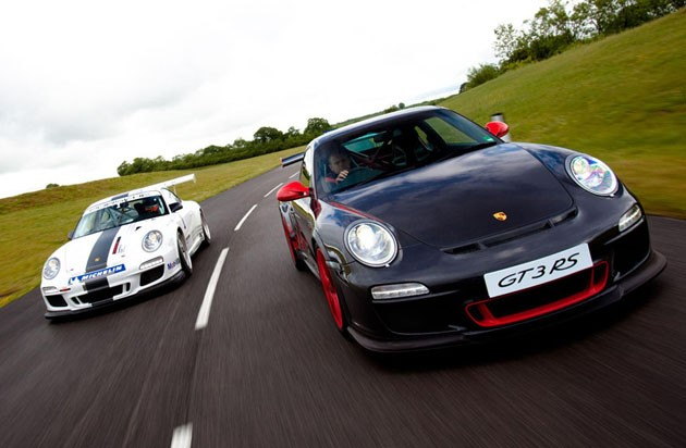 Porsche 911 GT3 Cup and GT3 RS