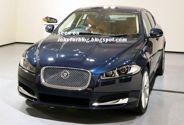 2012 Jaguar XF