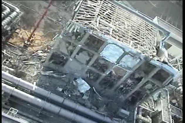 Japan's quake-damaged Fukushima nuclear power plant