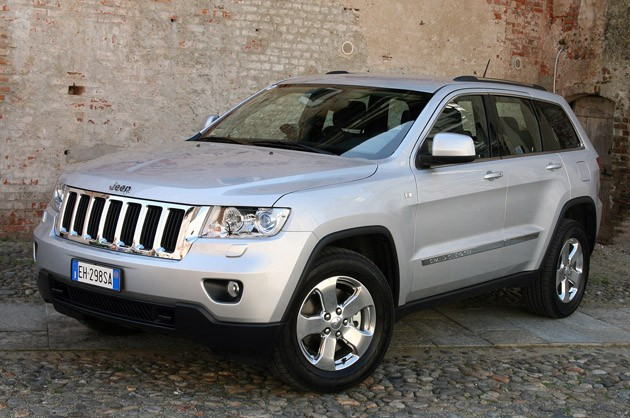 2011 Jeep Grand Cherokee 3.0 CRD