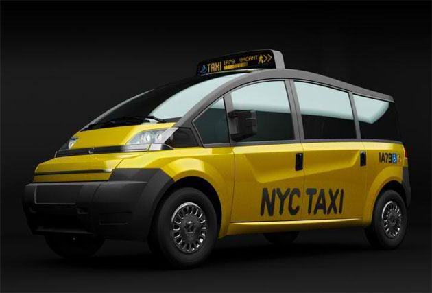 Karsan New York Taxi