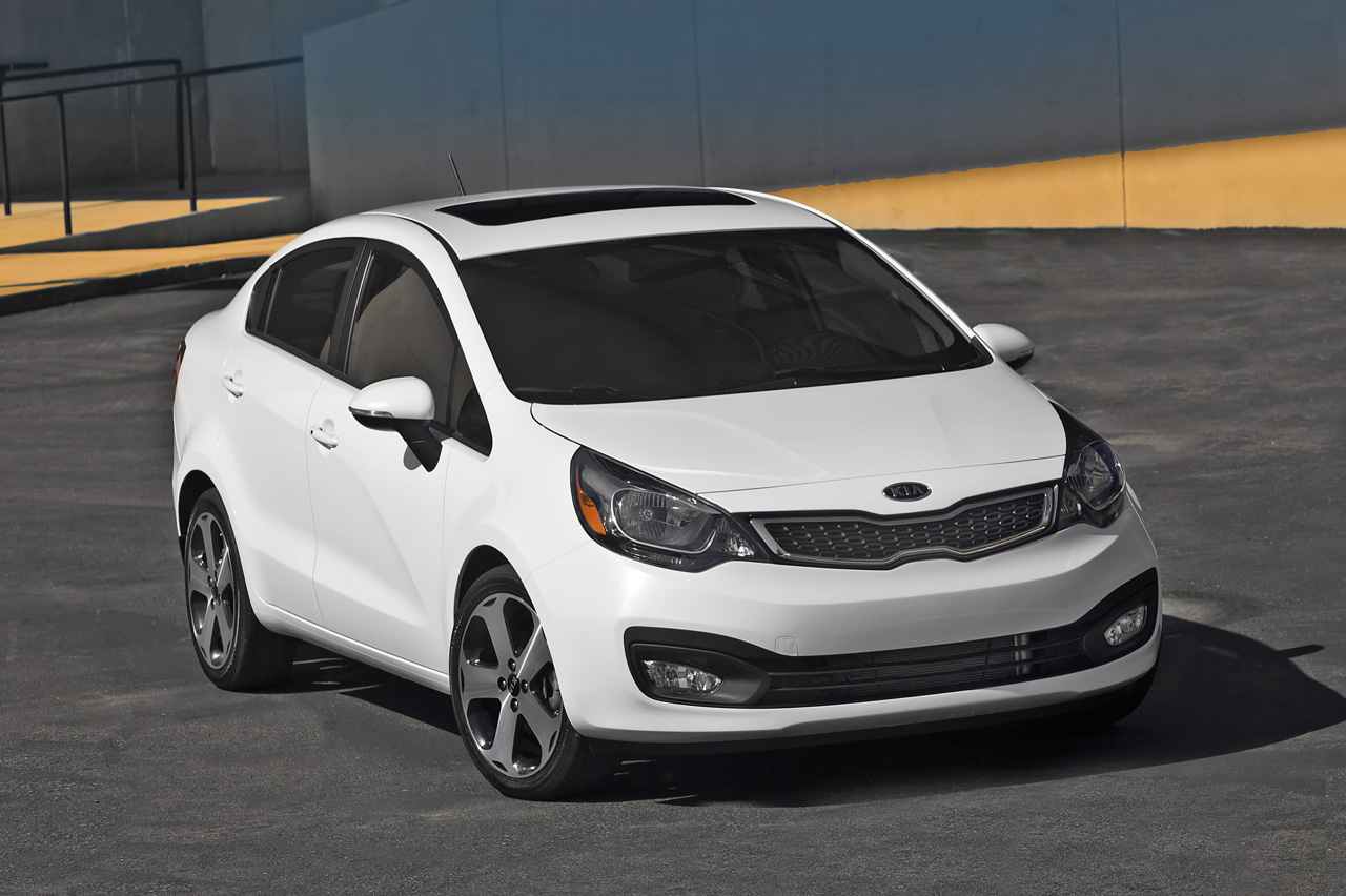 Kia Rio Hyundai Accent And Chevy Sonic Top Consumer