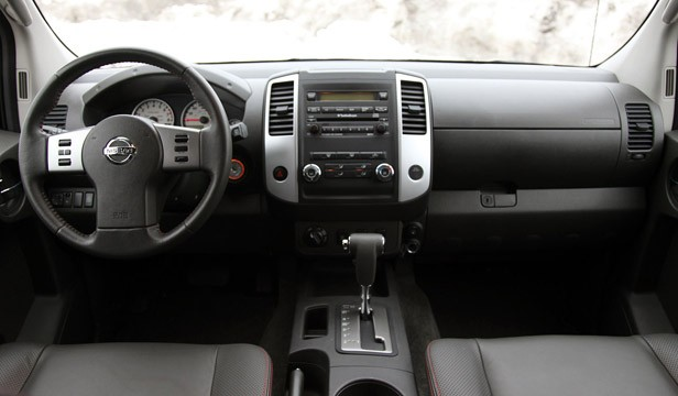 2011 Nissan Xterra Pro-4X interior