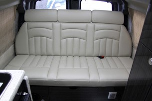 2011 Airstream Avenue couch