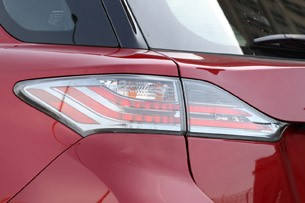 2011 Lexus CT 200h taillight