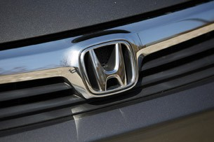 2012 Honda Civic grille
