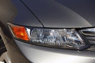 2012 Honda Civic headlight