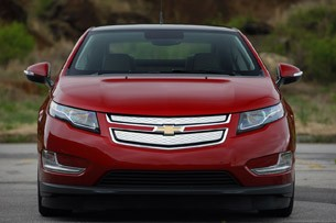 2011 Chevrolet Volt front view