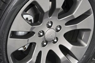 2012 Subaru Impreza wheel