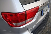 2011 Jeep Grand Cherokee 3.0 CRD taillights