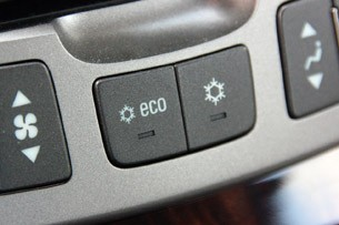 2012 Buick LaCrosse eAssist eco mode