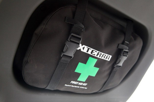 2011 Nissan Xterra Pro-4X first aid kit