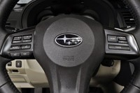 2012 Subaru Impreza steering wheel