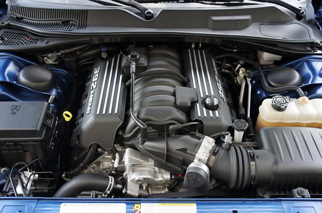 2011 Dodge Challenger SRT8 392 engine