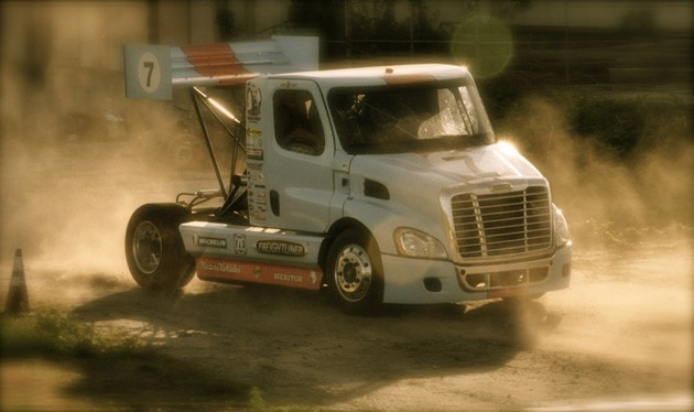 mike ryan drift truck