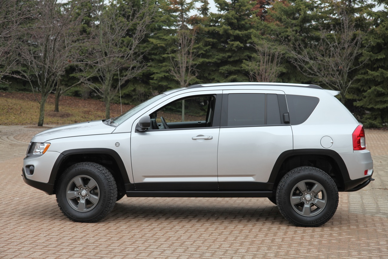 Jeep Cherokee Off Road Parts Fender Flares - Jeep Compass Forum