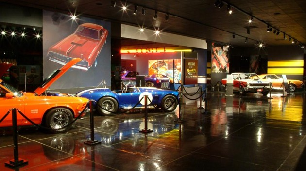 petersen automotive musuem