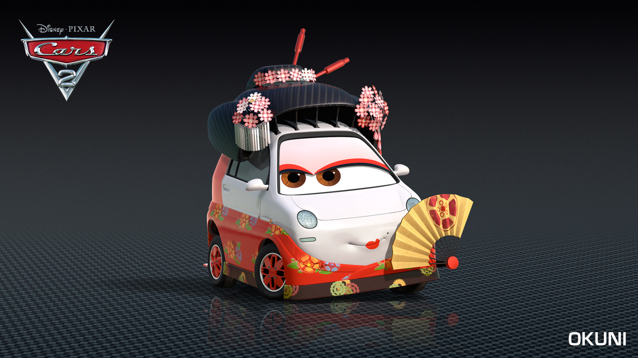 Cars 2 Cartoon Characters Names : Cars characters photo gallery auto