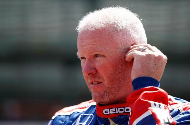 Racer Paul Tracy
