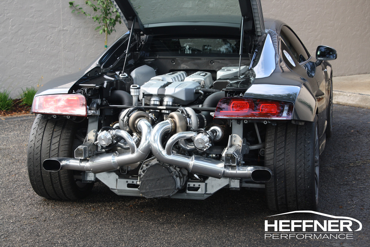 Heffner Twin Turbo Audi R8 V10 Photo Gallery Autoblog