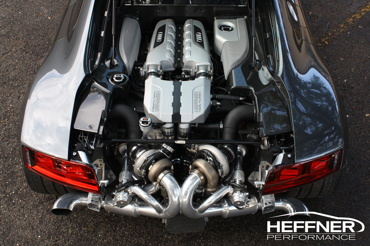 audi r8 and motor - photo #27