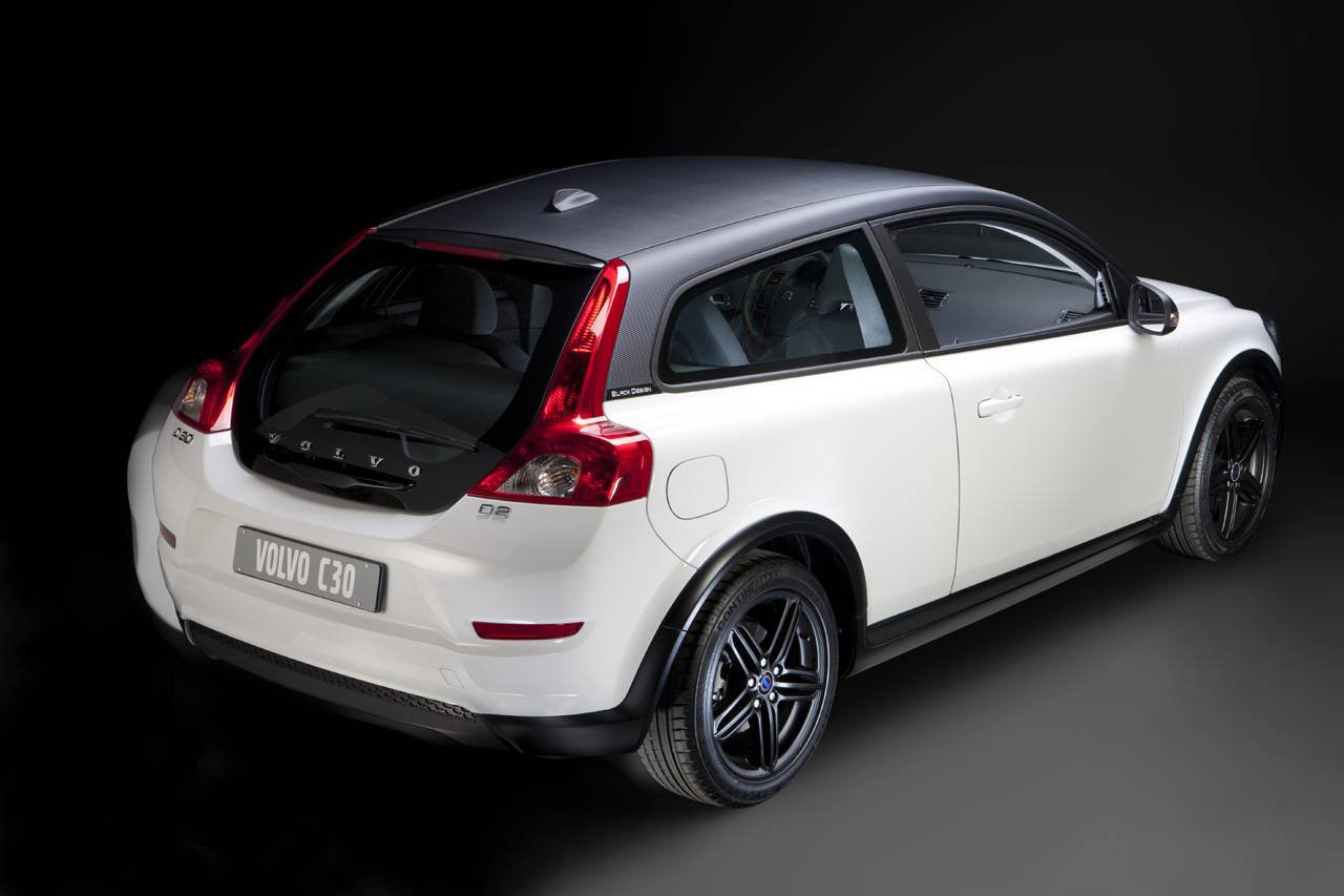 volvo c30 blacked out. volvo c30 blacked out