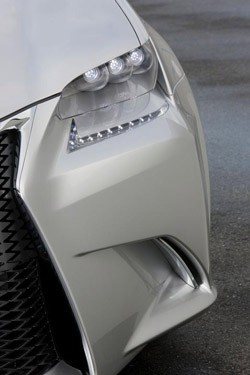 Lexus LF-Gh concept