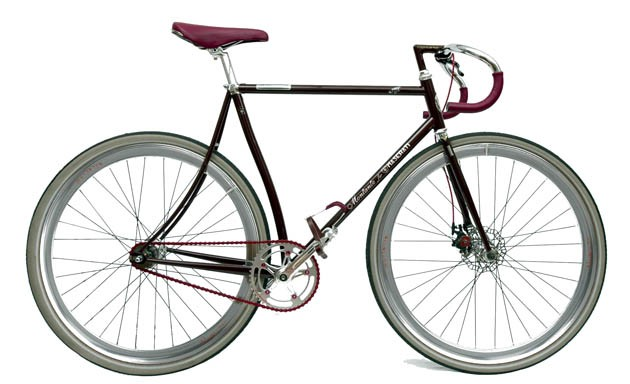 Montante for Maserati 8CTF bicycle