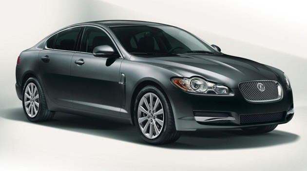 Jaguar XF Designer Edition