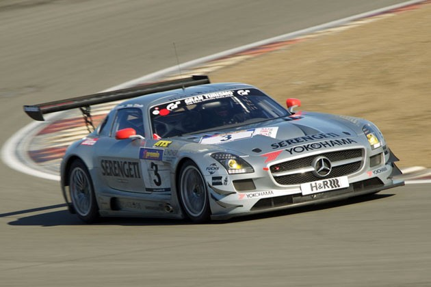 Mercedes-Benz SLS AMG GT3