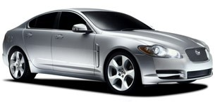 2009 Jaguar XF