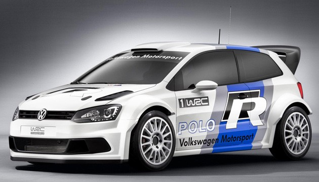 Volkswagen To Contest Wrc With Polo R In 2013 W Video