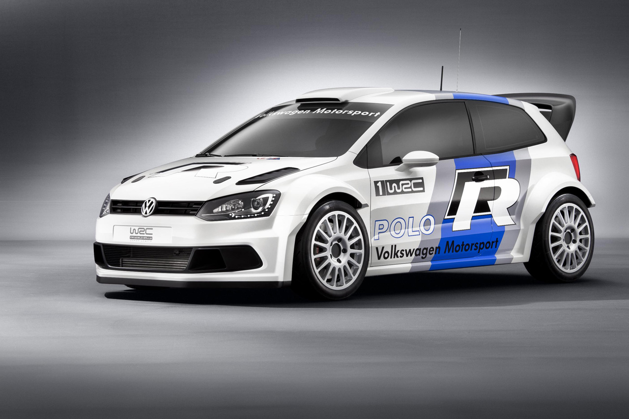 volkswagen wrc program to lead to street legal polo r autoblog. Black Bedroom Furniture Sets. Home Design Ideas