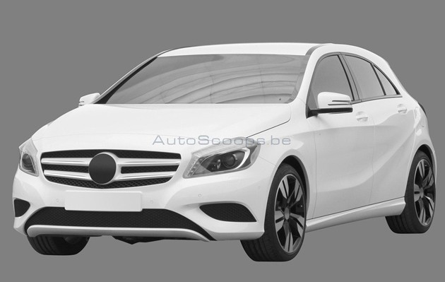 2012 mercedes-benz a-class