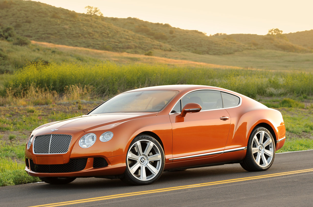 Bentley Sales Up 31 Percent Year To Date Autoblog