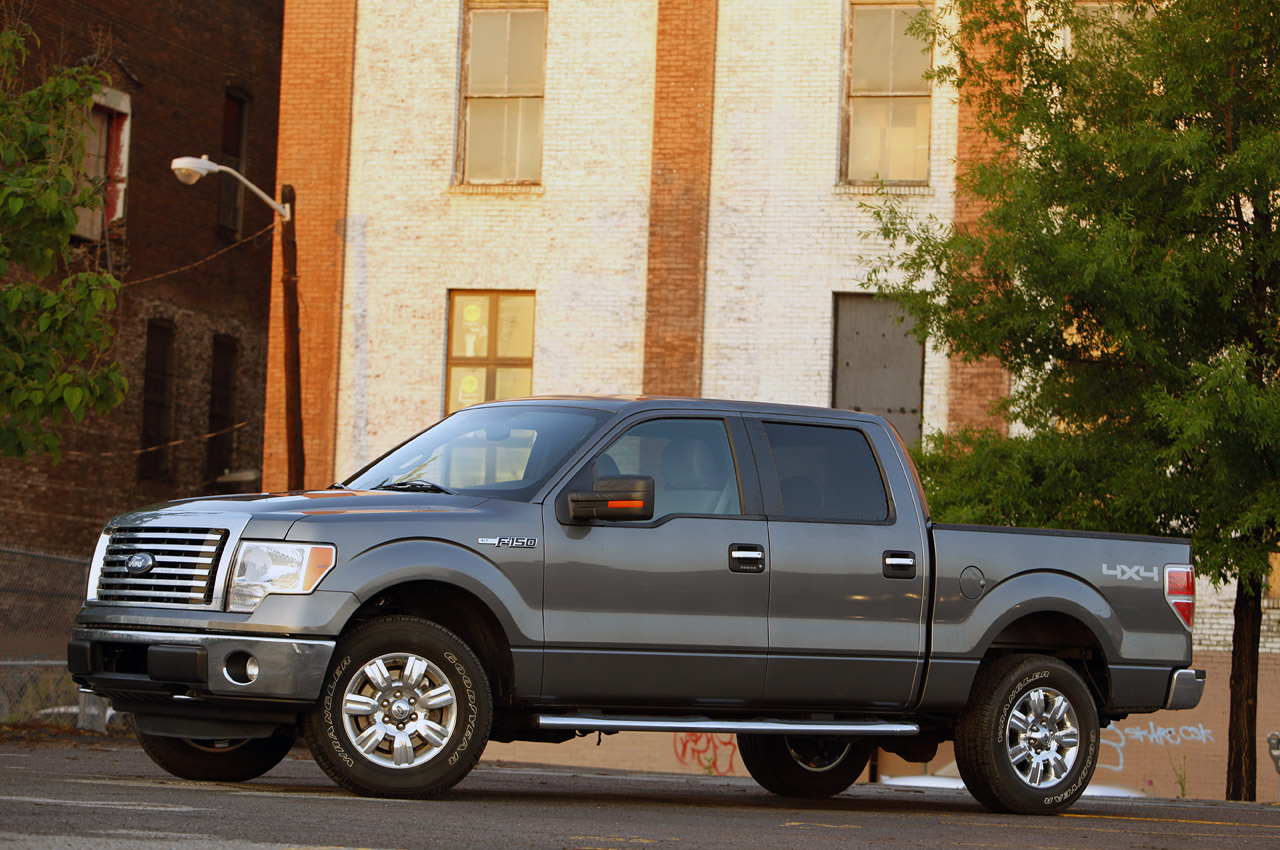 Ford F 150 Manual