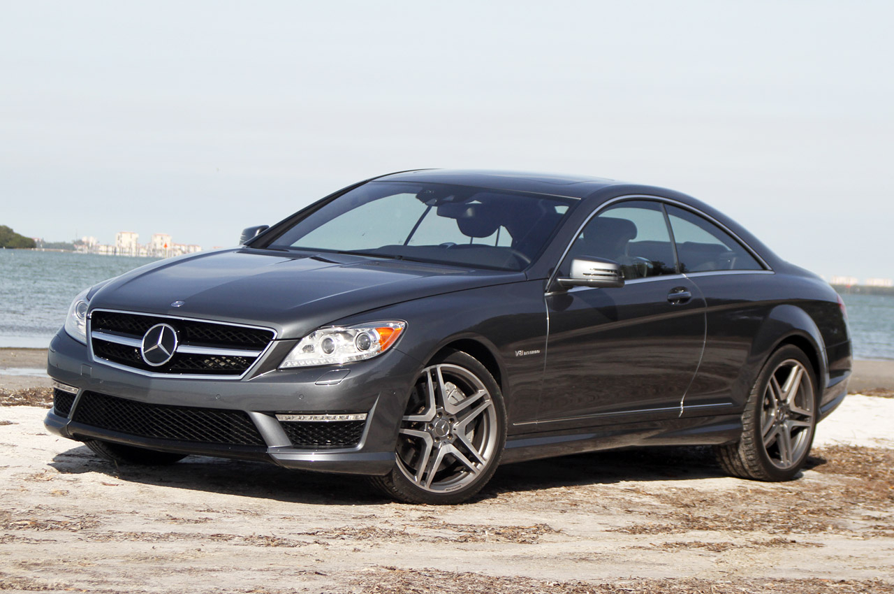 MercedesBenz CL63 AMG News Photos and Reviews  Autoblog